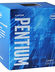 g4400 Intel (Intel) pentium 1151 interface do processador caixa de CPU dual-core