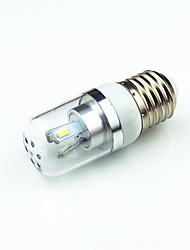 3.5 E14 G9 GU10 E12 E27 LED à Double Broches T 6 SMD 5730 150-200 lm Blanc Chaud Blanc Froid K Décorative V