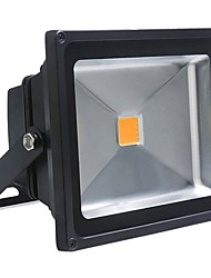 50W LED Cool Warm White Floodlight Outdoor Flood Light Projection Lamp Waterproof street light (85-265V)