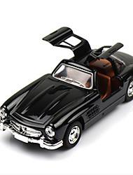 Недорогие -Модели автомобилей Игрушки Классическая машинка Гоночная машинка Игрушки моделирование Автомобиль Металлический сплав пластик Металл