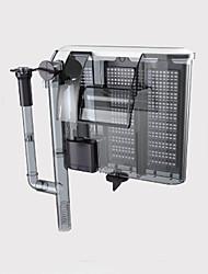 baratos -Aquários Filtros Sem Ruído Plástico 220-240VVPlástico