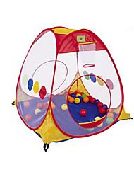 Namioty i tunele do zabawy