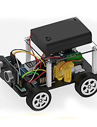 Недорогие -Робот Обучающая игрушка Игрушки Автомобиль Оригинальные ABS Куски