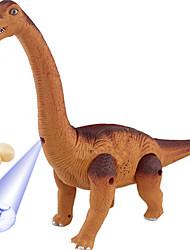 cheap -Remote Control Toys Dragons & Dinosaurs Model Building Kits Toys Dinosaur Figures Jurassic Dinosaur Apatosaurus Triceratops Dinosaur