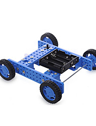 Недорогие -Игрушки на солнечной батарейке Игрушки Автомобиль пластик Металл Мальчики Девочки Куски