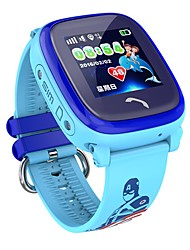 cheap -Kids' Watches iPS-A20 for iOS / Android Long Standby / Hands-Free Calls / Touch Screen / Water Resistant / Water Proof / Distance Tracking Activity Tracker / Sleep Tracker / Find My Device / Alarm