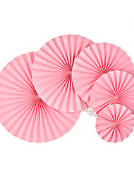 12 inch New Design Paper Fans Party Wedding Birthday Hanging Decoration Shower Crafts Party Wedding Supplies Home Decorations