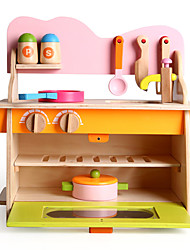 Pretend Play Toy Kitchen Sets Toys Furniture Kid's 1 Pieces