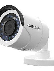 HIKVISION® DS-2CE16D0T-IR HD1080P IR Bullet Camera(IP66 Waterproof  20m IR Analog HD output True Day/Night Smart IR 2MP CMOS Image Sensor IR cut)