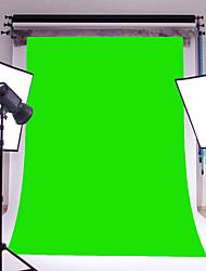 3x5ft fotografia vinil fina estúdio pano de fundo verde fundo da foto prop