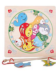 baratos -Brinquedos de pesca Pato / Peixes / Cavalo Novidades Crianças Para Meninos