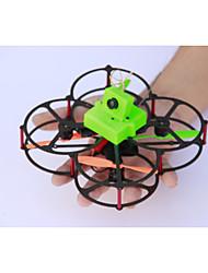 Drone 8CH 3 Eixos 2.4G Com Câmera HD de 720P Quadcópero com CR FPVQuadcóptero RC Controle Remoto Câmera Hélices Manual Do Usuário Tela