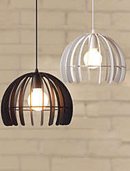 cheap -OYLYW Pendant Light Ambient Light - Mini Style, Rustic / Lodge Vintage Retro, 110-120V 220-240V Bulb Not Included