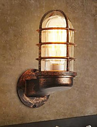 AC 110-130 AC 220-240 40 E26 E27 Rustic/Lodge Painting Feature for LED,Ambient Light Wall Sconces Wall Light