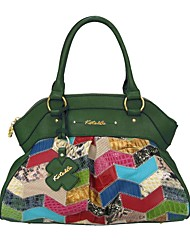 cheap -Women's Bags Cowhide Tote for Casual All Seasons Jade Emerald Green
