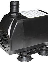 Недорогие -Аквариумы Водные насосы Энергосберегающие / Нетоксично и без вкуса пластик 100-240 V V пластик