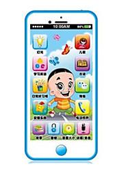 Недорогие -Обучающая игрушка Игрушечные телефоны Игрушки Новинки моделирование Детские Куски