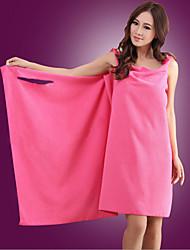 Fresh Style Bath Sheet,Solid Superior Quality 100% Micro Fiber Towel