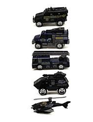 Fahrzeug-Spiele nach Themen Fahrzeuge aus Druckguss Spielzeugautos Feuerwehrauto Spielzeuge Auto Metalllegierung Metal Klassisch &