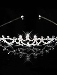 preiswerte -Strass Tiaras Stirnbänder Kopfschmuck klassischen weiblichen Stil