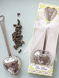 cheap -Tea Party Stainless Steel Tea Party Favors Classic Theme Wedding Favors