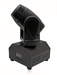 U'King® Mini LED RGBW (4 in 1) 10W Import Beads 14CH Moving Head Stage Light DMX512 Voice-activated 1pcs