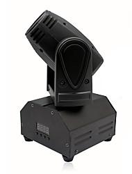 u'king® Mini LED RGBW (4 à 1) perles d'importation de 10w 14CH déplaçant stade tête lumière DMX512 1pcs vocale