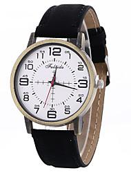 Women's Fashion Analog Stripe Ladies' Vintage Display Strap Bohemia Quartz Wrist Watch