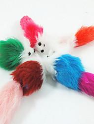Cat Toy Dog Toy Pet Toys Mouse Toy Mouse Plush White