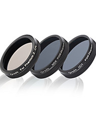 phantom Lens Filter CPL ND4 ND8 4/3 vestito