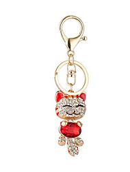 cheap -Key Chain Toys Key Chain Toys Metal Creative Chic & Modern 1 Pieces Boys' Girls' Christmas Birthday Valentine's Day Gift