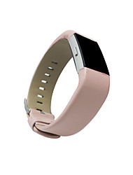 Pinhen Leather Bands for Fitbit Charge 2 Genuine Leather Replacement Strap For Sport Fitness Tracker Fitbit Charge 2