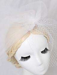 abordables -velos de colorete de velo de novia de una sola capa con accesorios de boda de tul