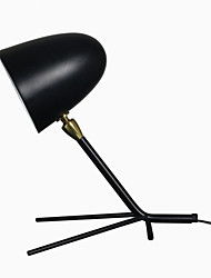 cheap -Desk Lamp/Swing Shade/Modern/Contemporary/Painting/110 or 220V/ Black