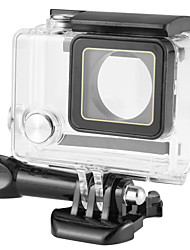 cheap -Protective Case Waterproof Housing Case Waterproof 40M Custom Made For Action Camera Gopro 4 Black Gopro 4 Session Gopro 4 Silver Gopro 4