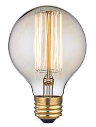 Недорогие -g125 e27 40 Вт ретро Эдисон креатив арт личность декоративные лампы
