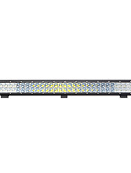 cheap -31 Inch 330W LED Light Bar 5D Combo Off Road Work Driving Fog Car Lamp 4WD ATV 12V IP68 Boat Car lights