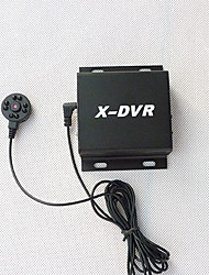 HD CCTV Audio Camera 8 Infrared Night Vision Lamps lenss Camera X-DVR