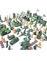 Недорогие -Выставочные модели Игрушки Игрушки пластик Мальчики Девочки 122 Куски