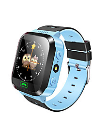 economico -ips 1.44 'touch screen' intelligente orologio bambini gps inseguitore SOS anti-Lost Children intelligente braccialetto cercatore di