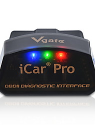 billige -super strømbesparende Vgate ICAR pro bluetooth 4.0 OBDII OBD2 ELM327 adapter check engine diagnostisk redskab fejlkode for android ios