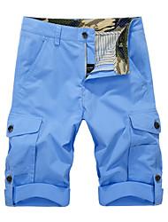 cheap -Men's Hiking Shorts Outdoor Breathable Shorts / Bottoms Fishing