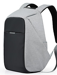 "cheap -Polyester Solid Color Backpacks 14"" Laptop"