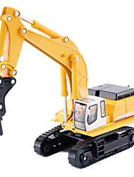 cheap -Toy Cars Construction Vehicle Toys Excavating Machinery Metal Alloy Metal Pieces Kids Unisex Gift