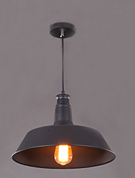 cheap -Rustic/Lodge Vintage Traditional/Classic Country LED Pendant Light Ambient Light For Living Room Bedroom Dining Room Study Room/Office