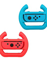 cheap -Joy-Con Wheel GameWill for Nintendo Switch Controller-Blue&Red (Set of 2)