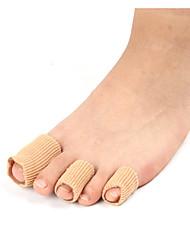 1Pcs FabricGel Tube Cushion Corns And CallusesToe ProtectorHallux Valgus OrthopedicsBunion Guard For Feet Care Foot
