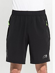 cheap -Men's Running Shorts Quick Dry Breathable Ultra Light Fabric Shorts Bottoms Exercise & Fitness Leisure Sports Running Polyester L XL XXL