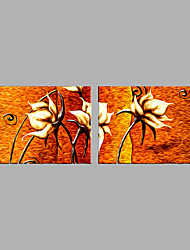 cheap -Hand-Painted Modern Abstract Oil Painting Two Panel Canvas Oil Painting Per Panel Size 60*90CM