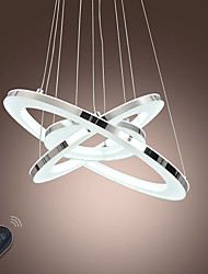 cheap -Modern / Contemporary Pendant Light Ambient Light - Dimmable LED Dimmable With Remote Control, 110-120V 220-240V LED Light Source Included